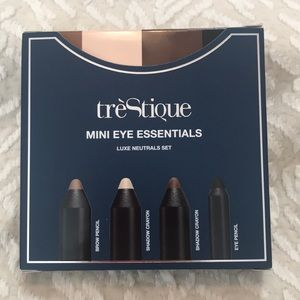 👁 NWT NIB Trèstique Mini Eye Essential Set